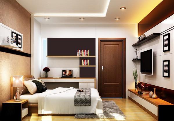 5 quy tắc thiết kế phòng ngủ tinh tế hợp phong thủy giúp ngủ ngon - Nhà đẹp