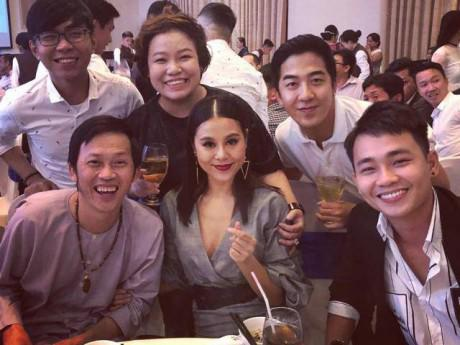 Dàn sao Việt nô nức tới dự đám cưới học trò danh hài Thu Trang - Tiến Luật