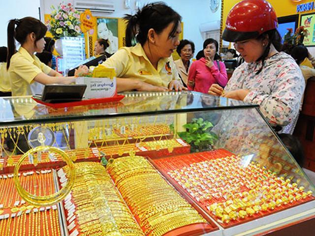 Giá vàng hôm nay 6/6: Vàng tăng giá lên cao nhất ba phiên