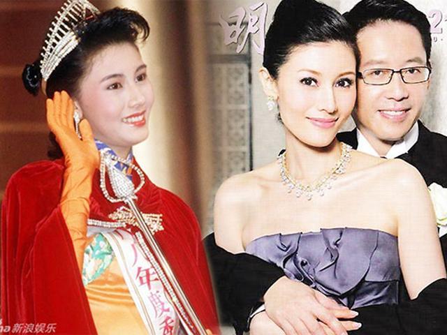 Gia thế khủng của tỷ phú sẵn sàng bỏ vợ để lấy nàng Hậu đẹp nhất lịch sử Hong Kong