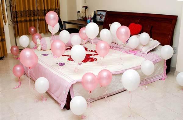5 cách trang trí phòng cưới đơn giản nhưng đẹp ấn tượng cho cặp đôi sắp cưới - 6