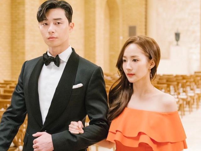 Đi làm như Park Min Young thì ai cũng muốn: Xin nghỉ vì ế, sếp đẹp trai vội... cầu hôn!