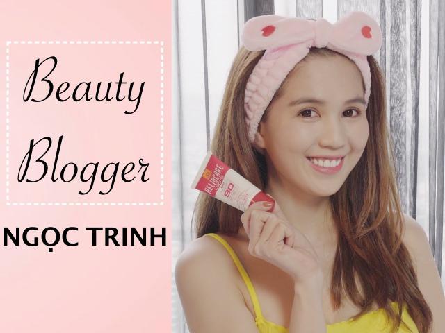 Ngọc Trinh chuyển hướng từ Nữ hoàng nội y sang beauty blogger khiến fan choáng toàn tập