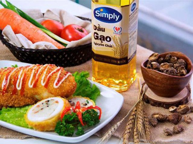 Lý giải vì sao dầu gạo giúp giảm cholesterol, phòng ngừa bệnh tim mạch?