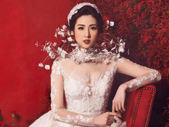 Á hậu Tú Anh lên xe hoa vào tháng 7, ông xã là tình cũ của Văn Mai Hương?