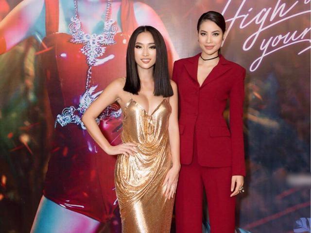 Phạm Hương nói về siêu mẫu Quỳnh Thy: Ở tuổi chị ấy chắc mình bỏ showbiz rồi