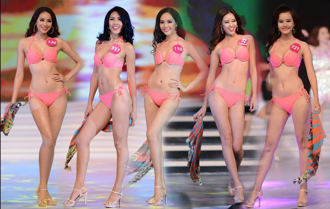 Cục Nghệ thuật Biểu diễn lấy ý kiến để huỷ bỏ phần bikini tại cuộc ... df4cf06c92