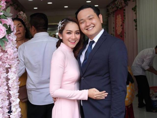 Minh Hằng hé lộ hình ảnh lễ ăn hỏi của em trai và vợ sắp cưới xinh như hot girl