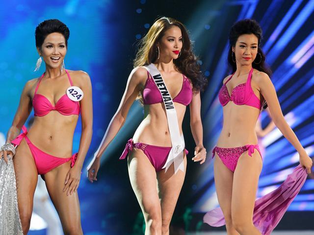 Nên hay không việc bỏ phần thi bikini tại các cuộc thi Hoa hậu ở Việt Nam ?