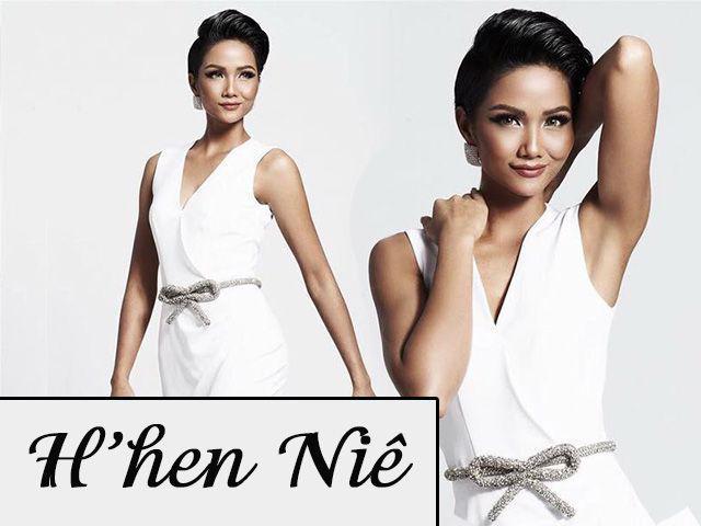 Không chỉ làn da bánh mật, Hhen Niê còn khiến người khác ghen tị vì những lí do sau