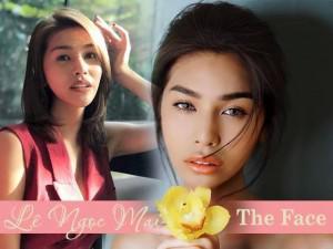 Cận cảnh nhan sắc bóng hồng chuyển giới lai Thái khiến Thanh Hằng khóc nghẹn tại The Face