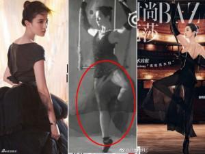 Ngôi sao 24/7: Sự thật về đôi chân nuột nà của Lưu Diệc Phi khiến fan phì cười