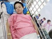 Kỳ tích sinh con nghẹt thở của mẹ Đồng Nai bị u não, phải mổ một bên hộp sọ