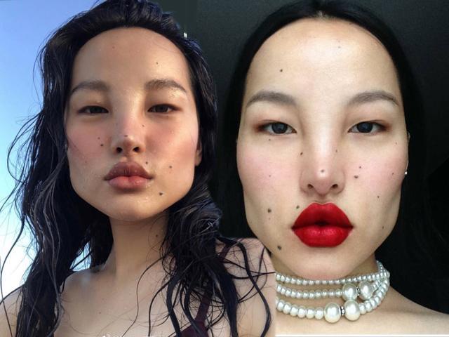 Cô gái Tây Tạng bị chê xấu ở quê nhà nhưng được khen hết lời tại Anh