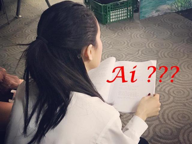 Chỉ dựa vào bóng lưng, bạn có đoán được ai là Song Hye Kyo của Hậu duệ mặt trời Việt?