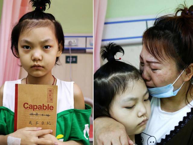 Xót xa trước Nhật ký chờ chết của bé gái 11 tuổi đang chống chọi với bệnh ung thư máu