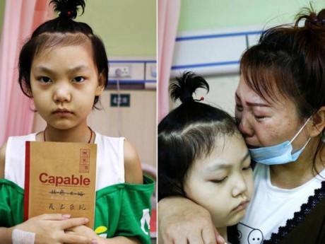 """Xót xa trước """"Nhật ký chờ chết"""" của bé gái 11 tuổi đang chống chọi với bệnh ung thư máu"""