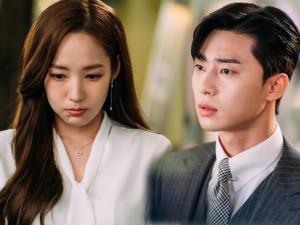 """Đẳng cấp thư ký như Park Min Young: Khiến sếp """"lồng lộn"""" vì thấy nhân viên đi xem mắt"""