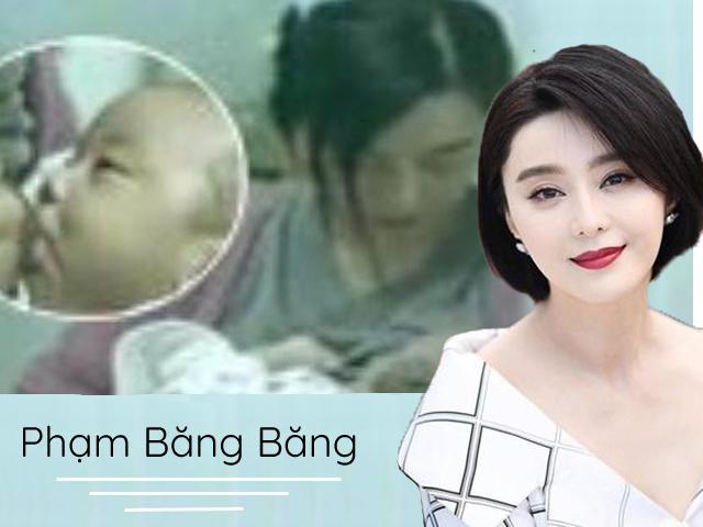 Ngôi sao 24/7: Showbiz chấn động khi blogger tung bức ảnh Phạm Băng Băng đang cho con bú