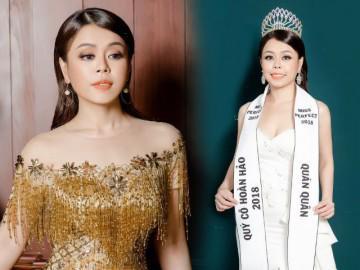 Quán quân Quý cô Hoàn hảo Châu Hồng Thiên Kim - cô gái tài năng ngoài đời thực