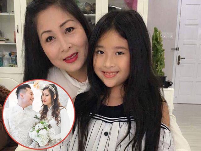Con gái lớn lấy chồng, ít ai biết NSND Hồng Vân còn một con gái xinh xuất sắc