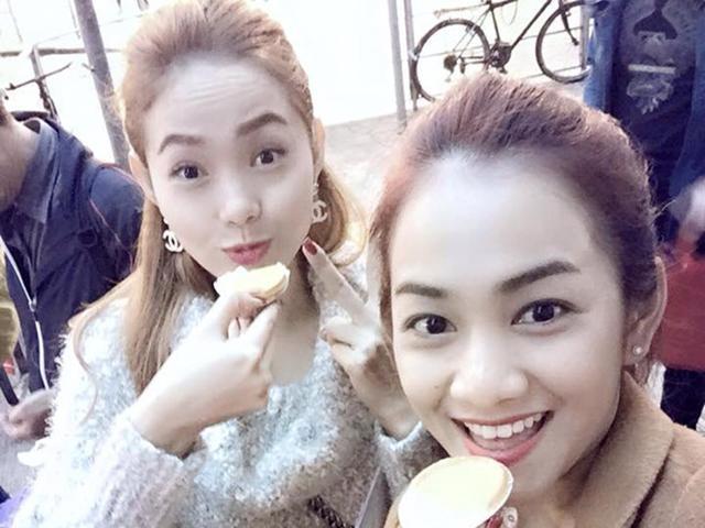Minh Hằng tiết lộ hình ảnh thân thiết bên em dâu xinh như hot girl