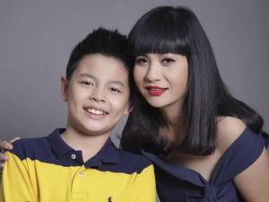 Con trai hỏi sao không sống với ba, đáp trả của Cát Phượng khiến bé dần quý Kiều Minh Tuấn