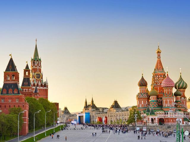 Nếu đến Nga xem World Cup 2018, bạn nhớ ghé thăm 6 địa danh này!