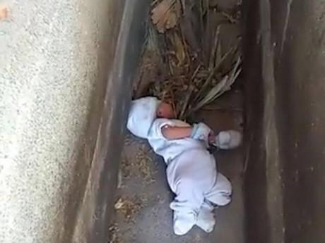 Nghe tiếng khóc trong nghĩa trang, người dân đi tìm phát hiện cảnh tượng kinh hoàng