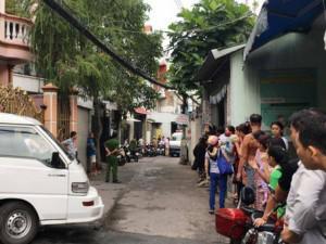 Vụ án mạng hai cha con tử vong ở Sài Gòn: Hàng xóm bàng hoàng thương xót