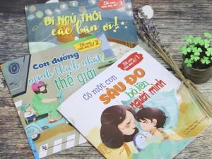 Điểm danh những bộ sách thiếu nhi bổ ích, các mẹ nên tặng bé trong hè này