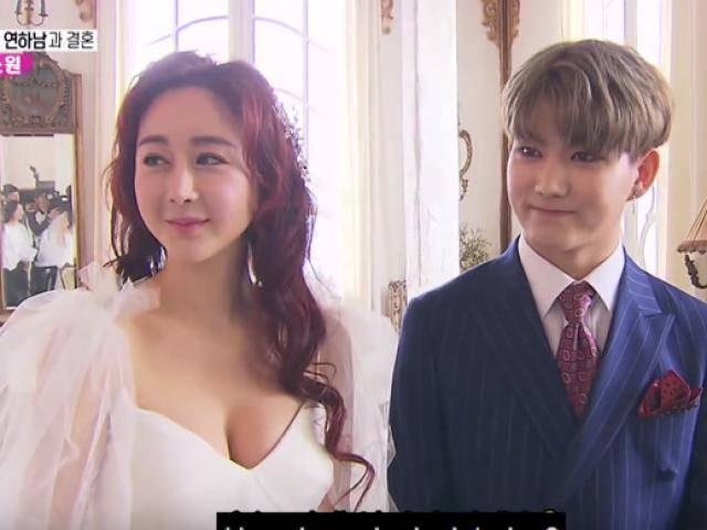 Để hẹn hò với chồng kém 18 tuổi, HH Hàn Quốc giấu nhẹm tuổi thật trong lần đầu gặp gỡ