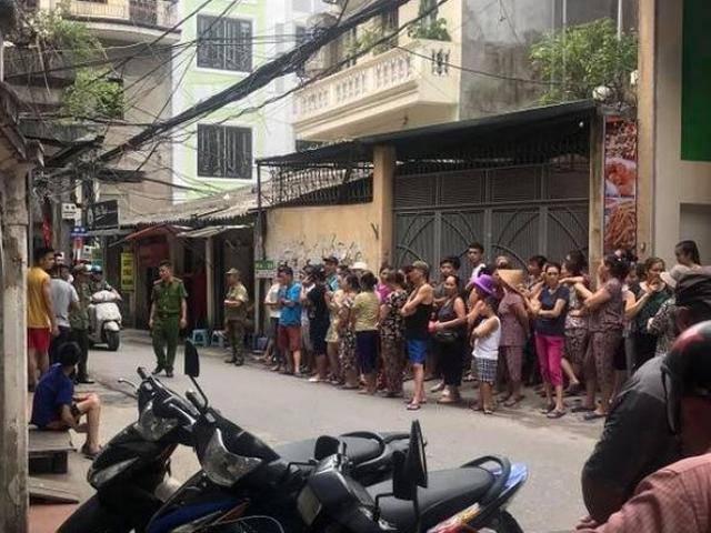 Hà Nội: Thai phụ tháng thứ 5 bị nhân tình sát hại thương tâm trong phòng trọ