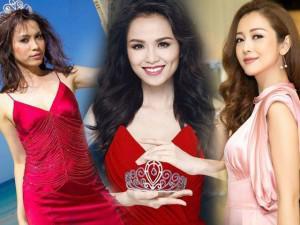 """3 nàng Hậu xinh đẹp, tài năng nhưng trải qua """"2 lần đò"""" mới tìm được hạnh phúc"""