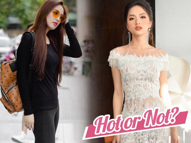 Hương Giang khoe đường cong đẹp mỹ mãn, Mai Phương Thúy kém tinh tế khi chọn quần