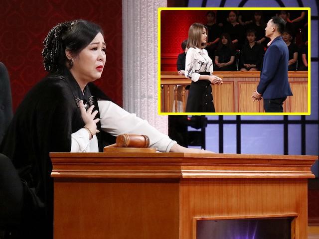 Giữa vụ kiện của cha con Hữu Tiến, Hồng Vân khóc nấc kể lần giận bố bỏ nhà đi bụi