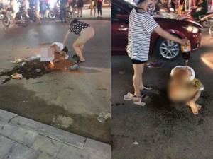 Diễn biến mới nhất vụ cô gái bị lột đồ, đổ nước mắm, muối ớt dã man ở Thanh Hóa