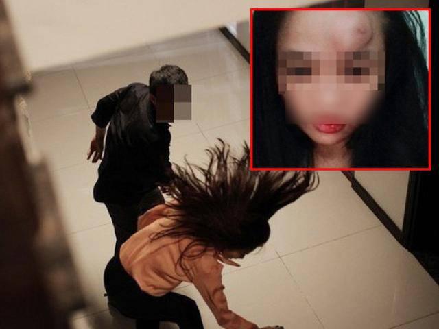 Phát hiện chồng trốn làm đi hát karaoke, vợ trẻ bị chồng và bố chồng lao vào đánh hội đồng