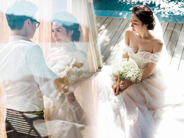 Á hậu Tú Anh chính thức xác nhận đám cưới với tình cũ của Văn Mai Hương vào 21/7 tới