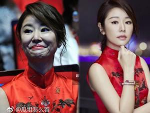"""Bức ảnh """"xấu nhất trong sự nghiệp"""" khiến Lâm Tâm Như bị nghi thẩm mỹ quá đà!"""