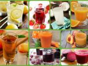 Trời nắng nóng rất dễ mất nước, mẹ bầu hãy bổ sung ngay 6 loại thức uống này!