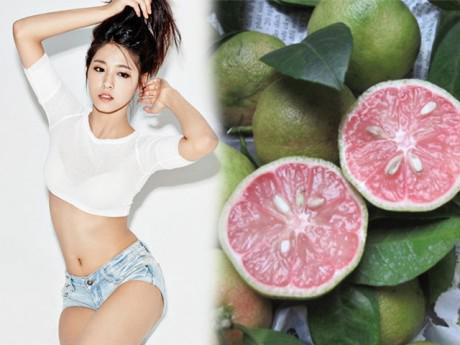 Nhờ loại quả 10 nghìn/kg bán đầy đường, gái Hàn giảm một mạch 20kg khiến ai cũng trầm trồ