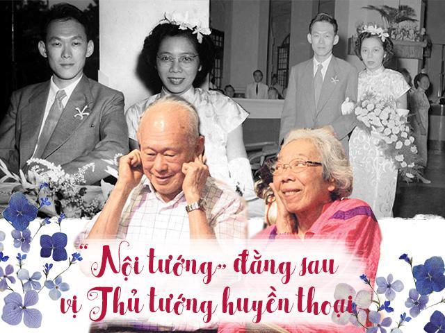 Tiểu thư danh giá quyết yêu chàng trai nhà nghèo học giỏi, sau trở thành Thủ tướng Singapore