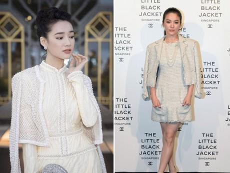 Như duyên tiền định: Thời trang Nhã Phương giống Song Hye Kyo đến khó tin!