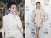 Thời trang - Như duyên tiền định: Thời trang Nhã Phương giống Song Hye Kyo đến khó tin!