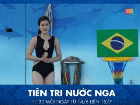 MC mặc bikini lên sóng truyền hình: Mặc hợp hoàn cảnh hay phản cảm?