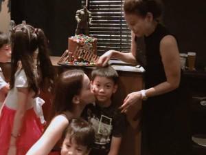 Vắng bố Cường Đôla, Subeo đón sinh nhật 8 tuổi bên mẹ Hồ Ngọc Hà