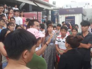 Cháy chung cư I-Home ở Sài Gòn, hàng trăm cư dân hoảng loạn tháo chạy