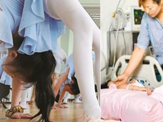 Cho con đi học múa 1 tháng, mẹ không ngờ ngày đón con về bị bại liệt