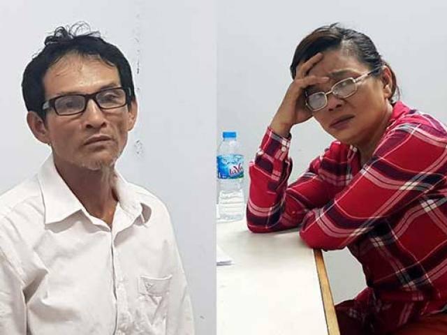 Hé lộ thêm lời khai của cặp vợ chồng giết người trói xác phi tang xuống vịnh